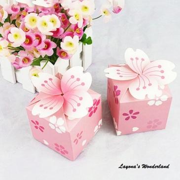 Μπομπονιέρα Λουλούδι