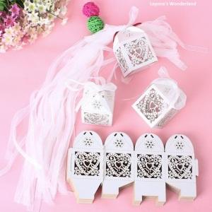 Φαναράκι Καρδιά - Λουλούδια