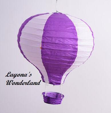 Διακοσμητικό Αερόστατο Χάρτινο -10