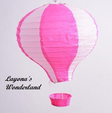 Διακοσμητικό Αερόστατο Χάρτινο -7