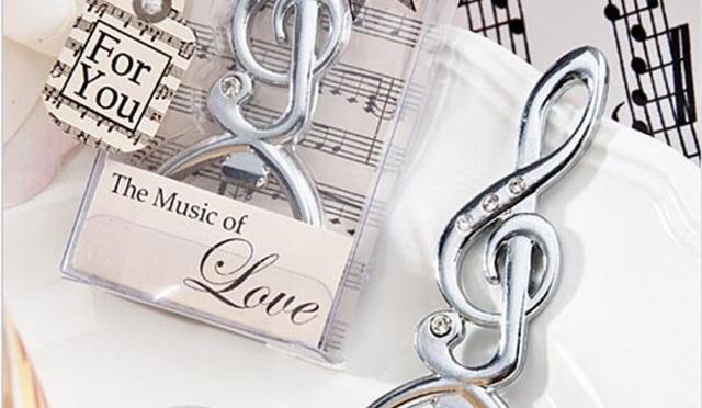 Μπομπονιέρα Μουσικό Κλειδί Σολ