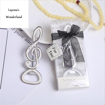 Μπομπονιέρα Μουσικό Κλειδί Σολ-1