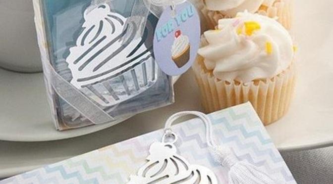 Μπομπονιέρα Cupcake – ΚΑΠ ΚΕΙΚ Σελιδοδείκτης