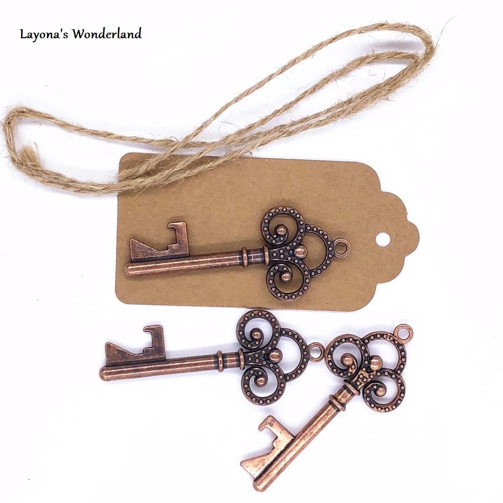 Μπομπονιέρα Κλειδί Vintage-1