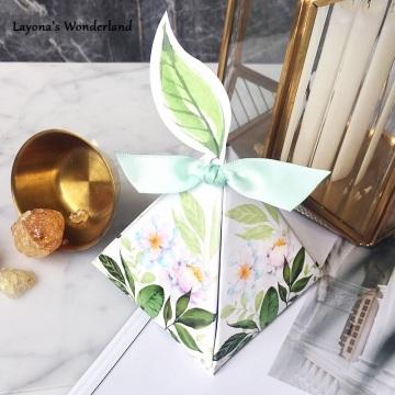 Μπομπονιέρα Φύλλα - Λουλούδια του Δάσους