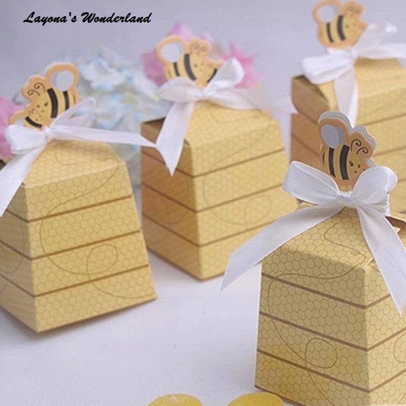 Μπομπονιέρα Βάπτισης Μελισσάκι