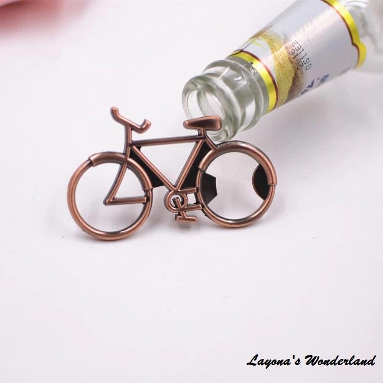 Μπομπονιέρα Ποδήλατο Ανοιχτήρι