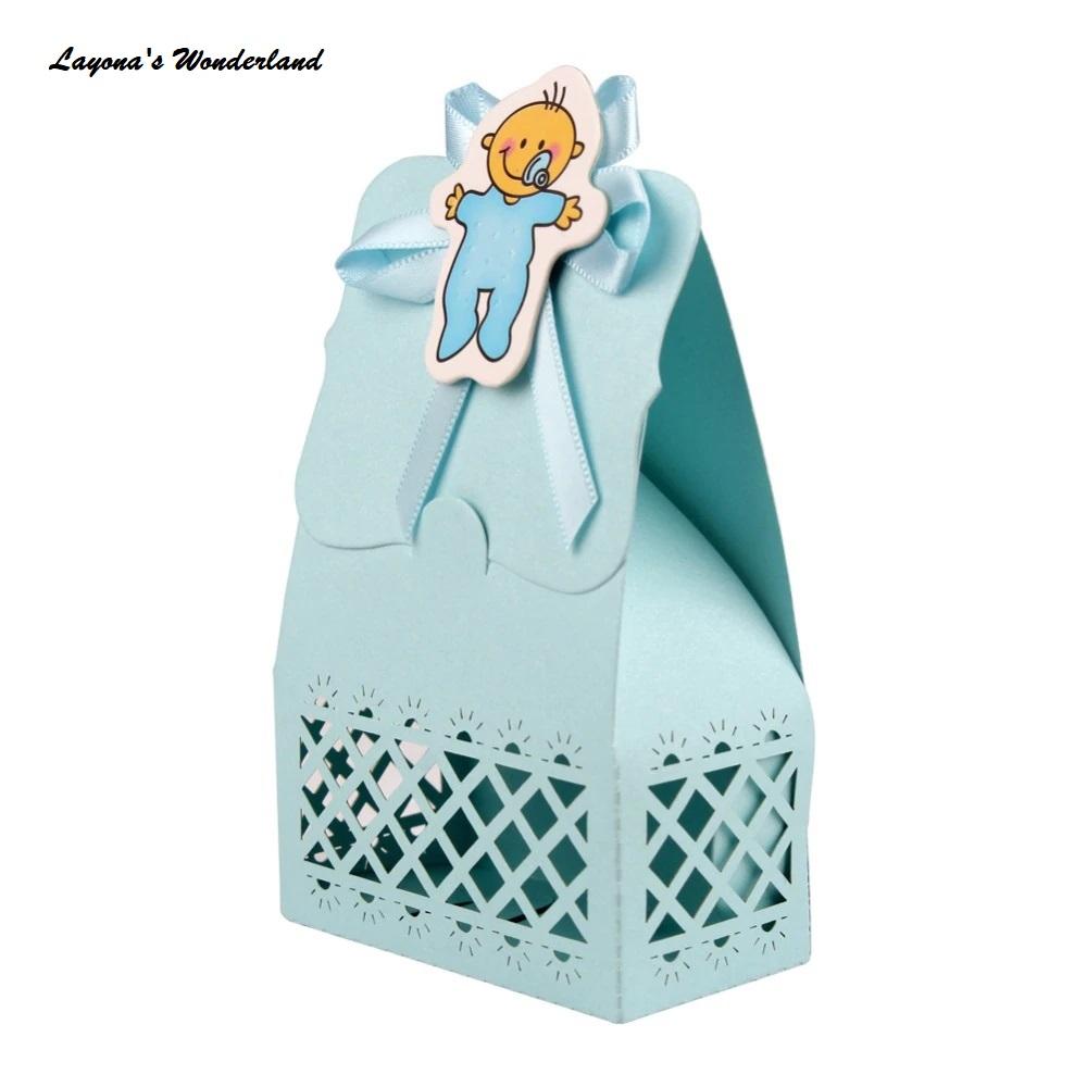 Μπομπονιέρα Βάπτισης Μωρό
